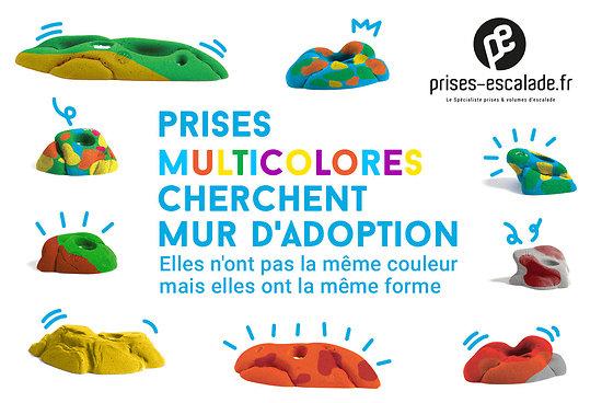 StoneLine Mini Crimps  (Multicolore)
