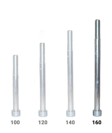 Vis CHC - longueur 160 mm - à l'unité