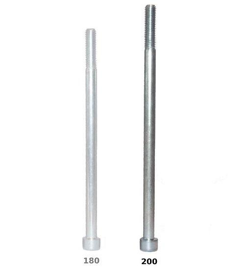 Vis CHC - longueur 200 mm - à l'unité