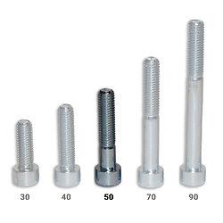 Vis CHC - longueur 50 mm - pack de 100