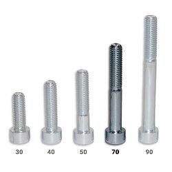 Vis CHC - longueur 70 mm - pack de 50