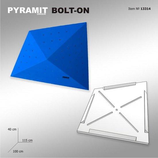 Pyramit Unique 4 - BOLT ON