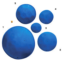 Pack Sphères 1