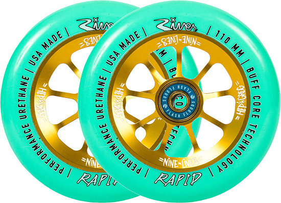 Roues RIVER WHEEL CO Greg Cohan