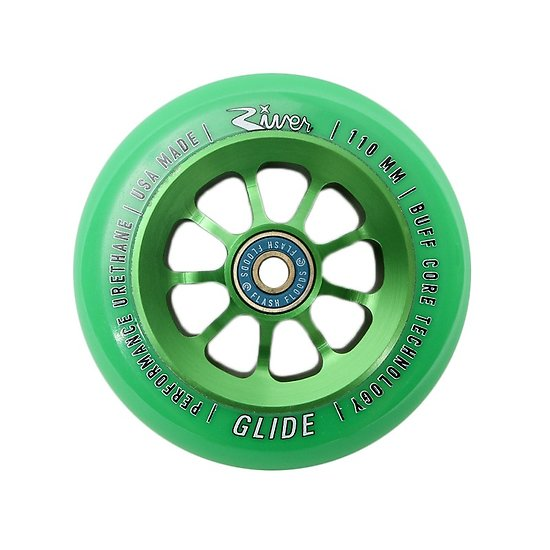 Roues RIVER WHEEL CO Rapid Emerald