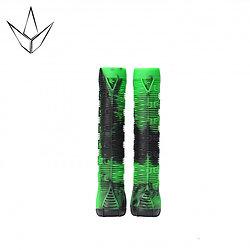 Poignées Blunt Scooter V2 Vert/Tie