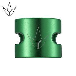 Collier de serrage Blunt Scooter 2 Bolts Green