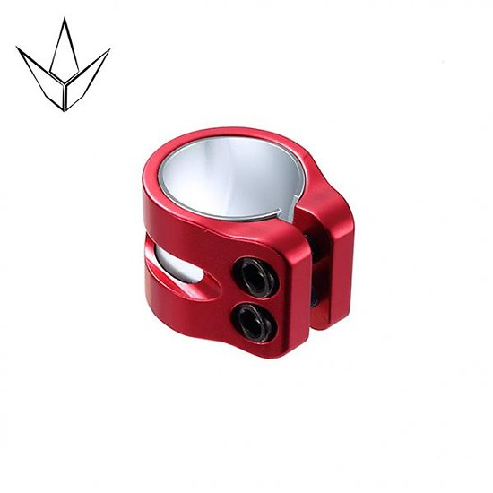 Collier de serrage Blunt Scooter 2 Bolts Red