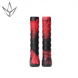 Poignées Blunt Scooter V2 Rouge tie