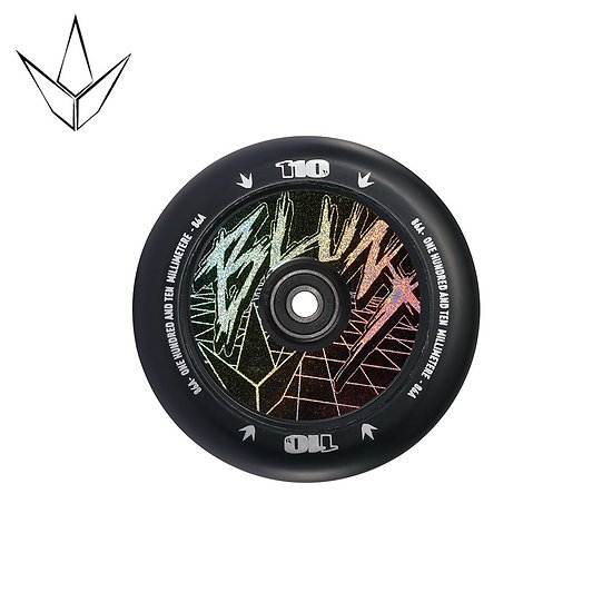 Blunt Hollow Hologram 110mm Roue Classic