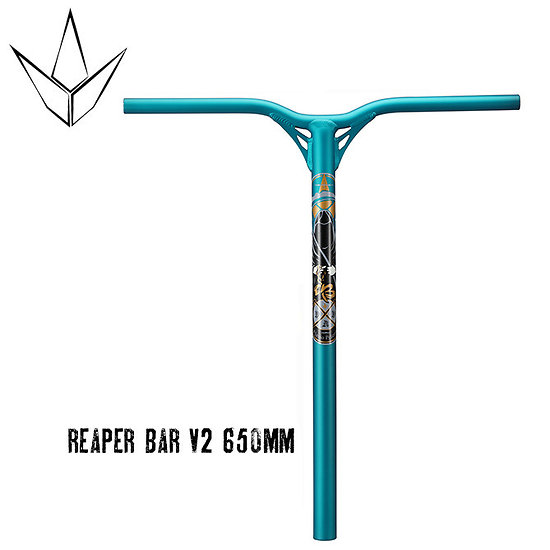 Guidon Blunt Scooter Reaper Flavio Pesenti Teal V2 650mm