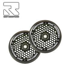 Roues Root Industries Honeycore 110 Noire (la paire)