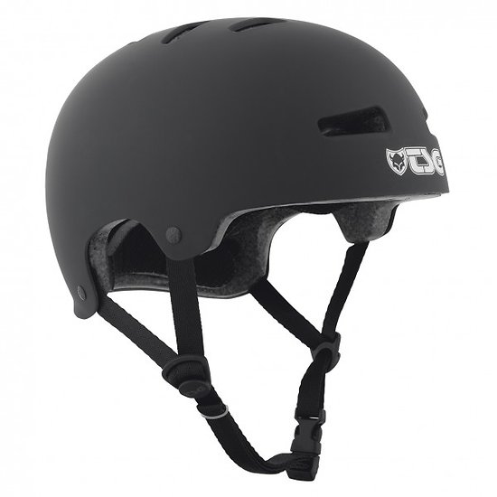 Casque TSG Evolution Youth Satin Black