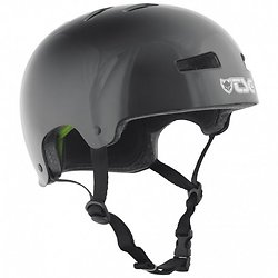 Casque TSG Evolution Youth Injected Black