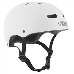 Casque TSG Skate/Bmx Injected White