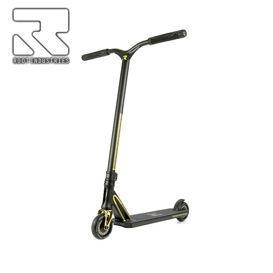 Root Industries Invictus Trottinette Freestyle Gold Rush