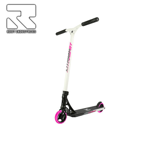 Root Industries Lithium Trottinette Freestyle Pink/Grey