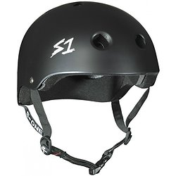 S-one V2 Lifer Cpsc Certified Helmet Matte Black