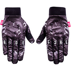 Core Gants Black Camo