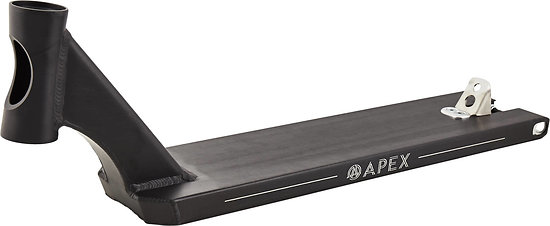 "Apex Deck 5"" Box Cut Noir"