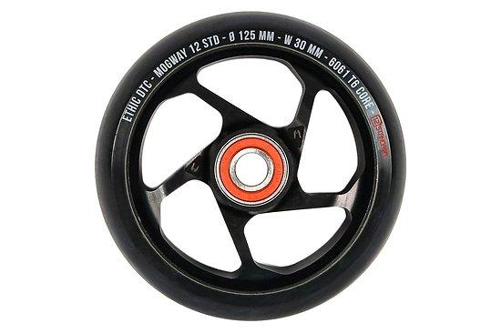 Ethic Dtc Mogway 125mm 12Std Roue noire
