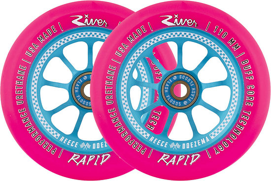 Roues RIVER WHEEL CO Rapid Reece Doezema