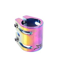 AO Collier de serrage Double Clamp OS Oil Slick