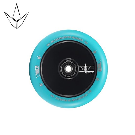 Blunt Roue Hollow Core 110 mm Teal PU