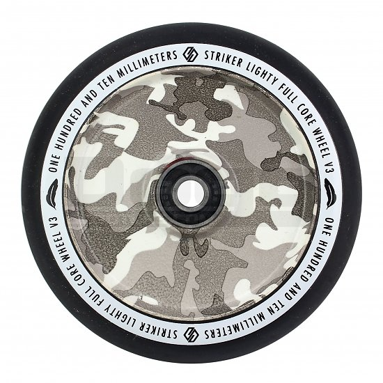 Striker Roue Lighty Full Core 110 White Camo