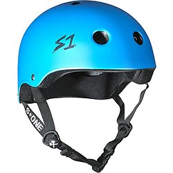 S-one V2 Lifer Cpsc Certified Helmet Cyan Matt
