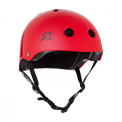 S-one V2 Lifer Cpsc Certified Helmet rouge