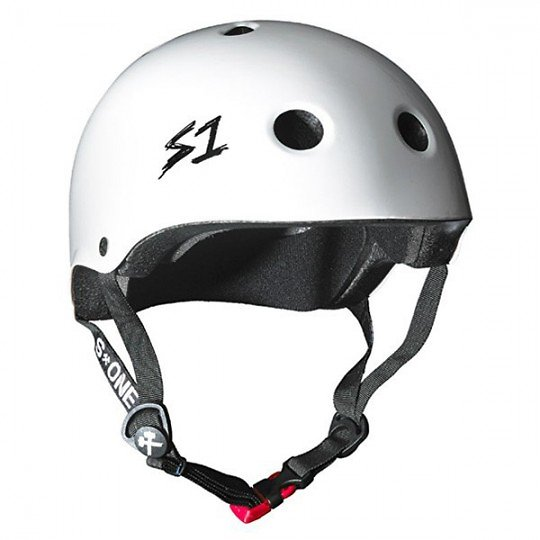 S-one V2 Lifer Cpsc Certified Helmet BLANC