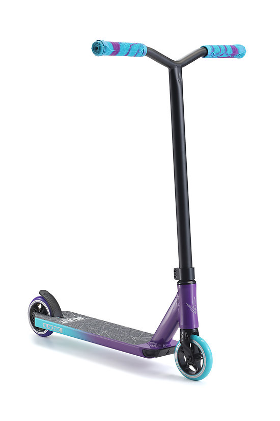 Blunt Scooter Trottinette Freestyle One S3 Purple/Teal