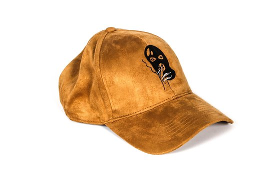 All is Possible Casquette Smoke Girl Caramel
