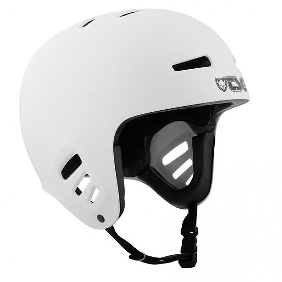 Casque TSG Dawn Solid Color White