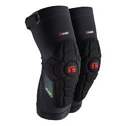 Genouillères G-Form Pro-Rugged Knee Guards Noir