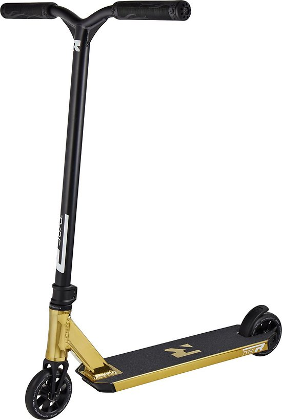 Root Industries Trottinette Freestyle Type R Gold Rush