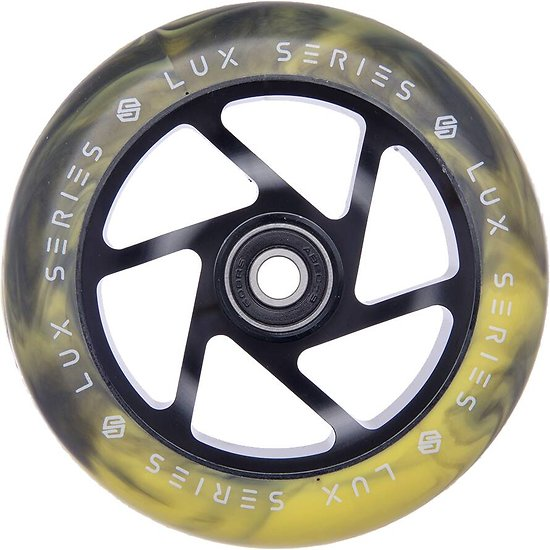 Striker Roue Lux 110 Black/Yellow