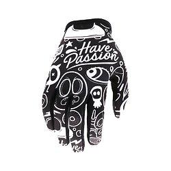 Evolve Gants Passion Enfant Black/White
