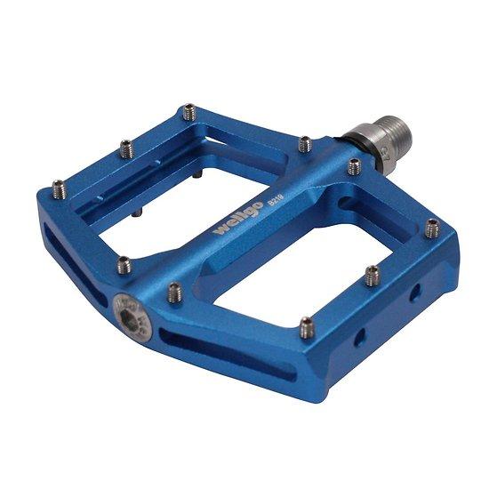 Wellgo Pédales B219 Blue
