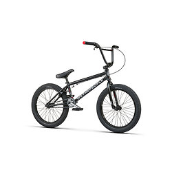 "WeThePeople BMX CRS 2021 Matt Black 20.25""TT 20"""