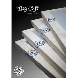 Dry Sift Frame complete set 70x50cm