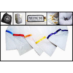 Pure Extract Bags line 5 sacs 220-160-120-73-25 microns