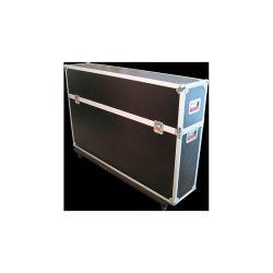 """FLIGHT A ROULETTES GATOR POUR 1 ECRAN LCD 50-55"""""""