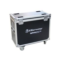 FLIGHT CASE POUR 2 X SERVOSPOT-6K STARWAY