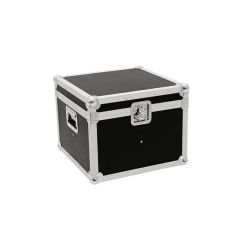 FLIGHT CASE POUR 4 X EP-64 PAR-64 COURT ROADINGER