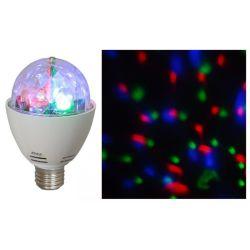 LAMPE 230V E27 4W MULTIFAISCEAUX A LED IBIZA