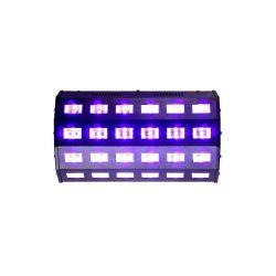 EFFET A LED UV 24 X 3W IBIZA