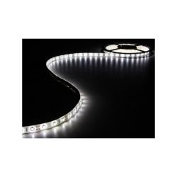 KIT RUBAN À LED FLEXIBLE AVEC ALIMENTATION - BLANC FROID - 300 LED - 5 m -