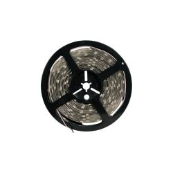 BANDE LED FLEXIBLE 3528 BLANC FROID 150 LEDS 5 METRES 12Vcc 9.5W 0.8A IP61